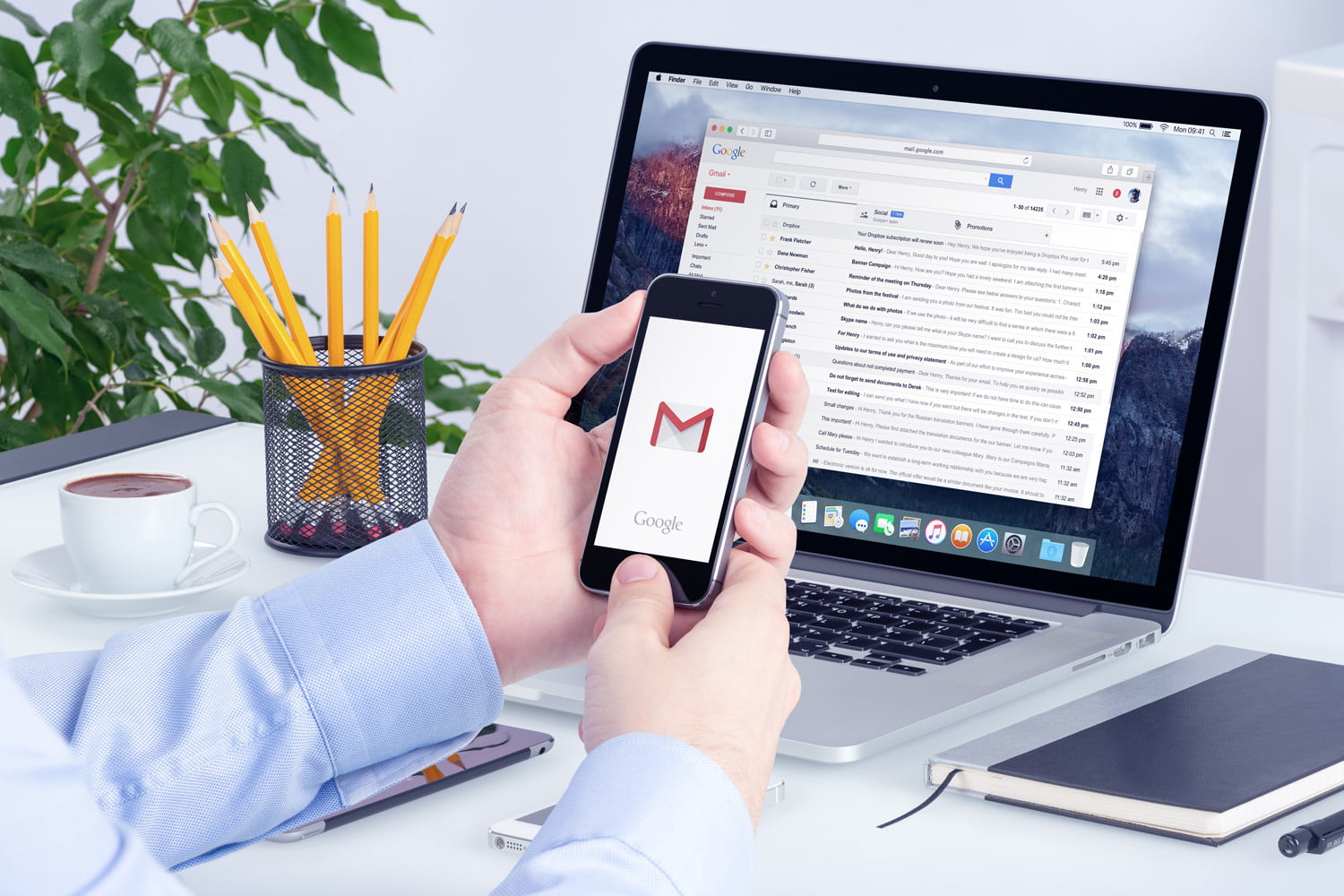 Intro to Gmail and Google apps